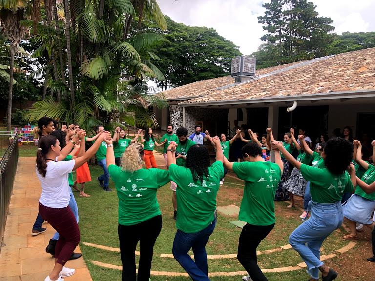 EcomAmor celebra o projeto Da Horta para a Merenda