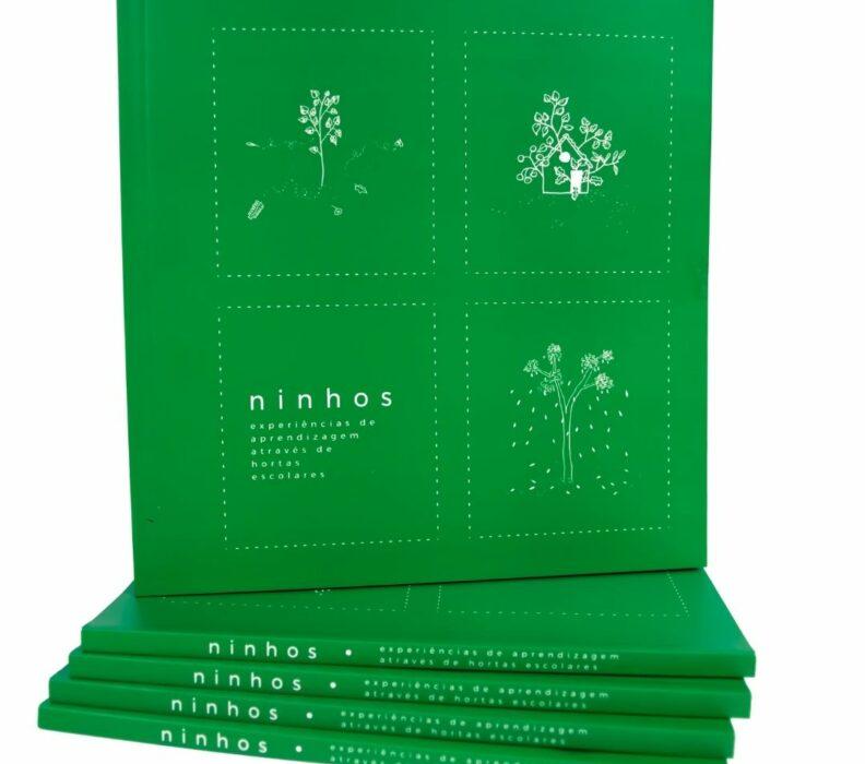 Conheça o nosso primeiro livro: Ninhos