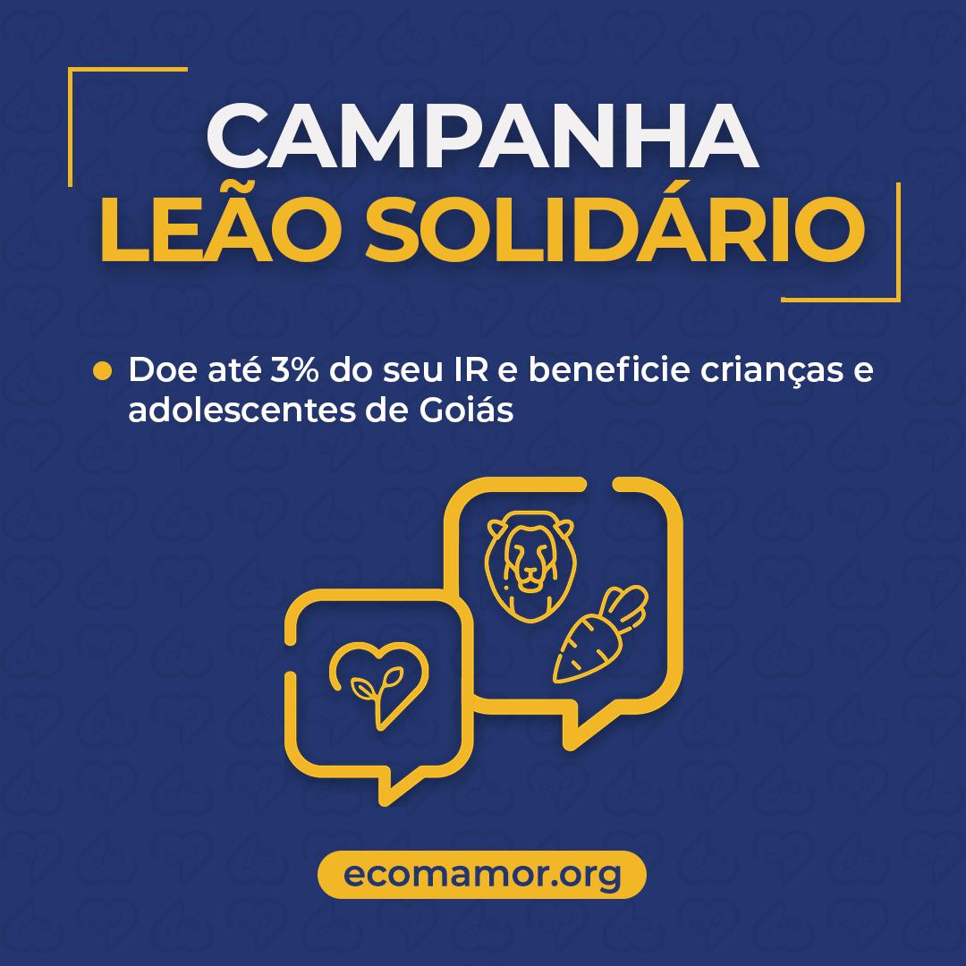 Campanha Leão Solidário
